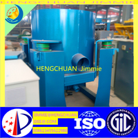 High quality centrifugal concentrator for gold mining