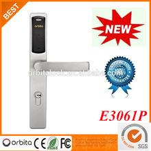 electrónica digital de tarjetas rfid hotel cerradura de la puerta puerta de cerradura electrónica