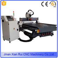 Taiwan SYNTEC (6MB) control system 1530 automatic 3d wood carving cnc router/Atc cnc router