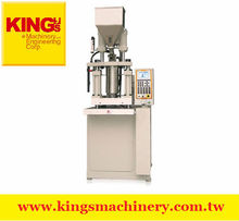 New Product No China KING'S- Taiwan Made Full-auto Small Plastic Injection Molding Machine Price