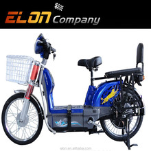 2015 oversized style 500W 22inch electric bicycles for the public with pedaling-electric model 95-110km(E-TDL02Dblue)