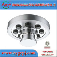 est price semi trailer hardening 50mm king pin welded and bolted king pin kin pin manufacturer