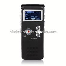 8GB clip on voice recorder