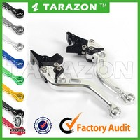 Adjustable CNC Machined Brake Clutch Lever for Motorcycle