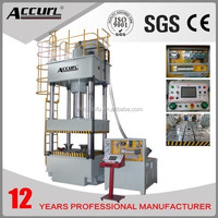 Double Action Deep Drawing Hydraulic Press 150 tons for SGS & CE Safety standards