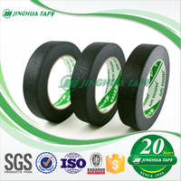 Nature rubber Professional high temp tape for car decoration