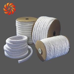 화재 방지 세라믹 섬유 로프 공급