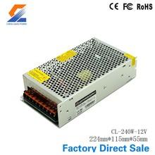 Dongguan Electronic CCTV Camera Power Supply 240w Led Driver