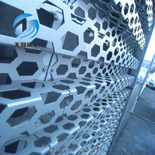 Stainless Steel 3mm Thk Perforated Panel