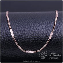Newest Trend Charms style brass link chain jewelry chain decorative chain