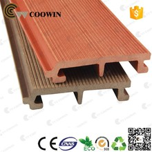 WPC cladding plastic exterior wall decorative panel