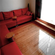 14/15mm good quality high gloss waterproof bamboo flooring