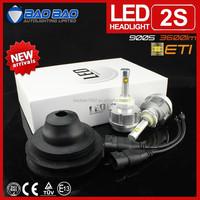3015 Hot sell LED moto headlight, hiway led CAR headlight, led headlight h4 h13 h11 h7 3600lm 30w BAOBAO Lighting