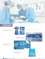 Leboo ISO Bata de cirujano
