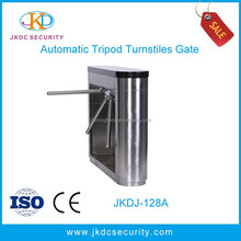 Fitness Club / Center / Room Visitor Push Button Security tripod turnstile