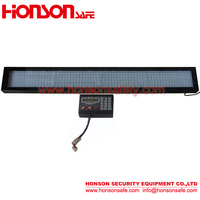 "42"" LED warning Signal programmable Displayer, LED Traffic Directional Warning screen CJXP-0108"