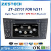 ZESTECH DISCOUNT Car radio GPS for Mercedes benz E-Class W211 NEW with GPS CANBUS 3G BT RDS dvd full function