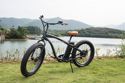 48v 500w used racing bicycles motored fat electric mountain bike for sale