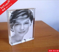 Magnetic Acrylic Photo Picture Frames
