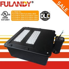 UL DLC led shoe box light for path street light 306W AC 100V ~ 277V alibaba express