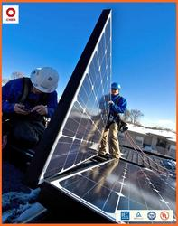 Hot Sale Mono Solar Panel 130W 12V Low Price with Low Price