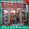 2015 New Good Price Stable High Quality Trade Show Booth Designer