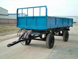 Farm machinery cargo trailer motorcycle with good quality