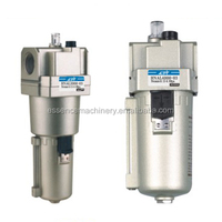 High quality Pneumatic air combination HNAL3000-02 M SMC series Air Lubricator Pneumatic components Source Treatment Unit