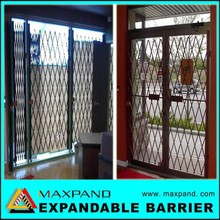 Security Easy Assembly Folding Metal Boundary Wall Gates