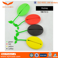 Excellent quality custom silicone car key case with different color