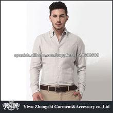camisas de lino de hombre