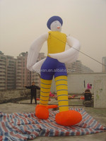 Beautiful inflatable cartoon inflatable model man inflatable advertising balloon