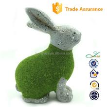 Spring & Garden outdoor Easter rabbit