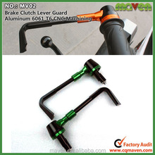 CNC Machined Parts Racing Dirt Bike Hand Protection Universal Lever Guard MV02