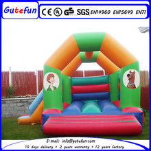 the screamer residential inflatable water slides