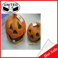 Halloween plastic pumpkin artificial pumpkin