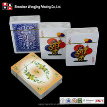 Famous Brand playing cards supplier Promotional cards printing