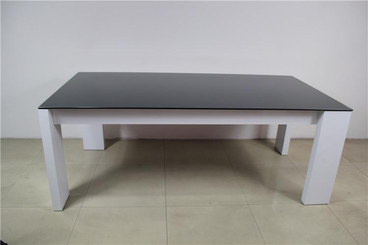 High End Modern Dining Table With Glass Top White High  : HTB1UoflJFXXXXXQXXXXq6xXFXXXr from alibaba.com size 750 x 500 jpeg 54kB