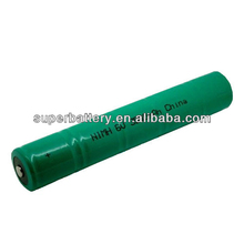 Ni-MH C 6V 3500mAh battery pack for electric power tool