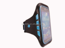 hot sale LED sport armband for mobil phone from factrary