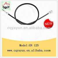 Motorcycle speedometer cable for GN125