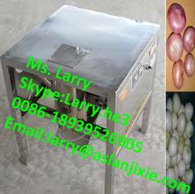 small onion skin peeling machine/automatic onion peeler/onion skin removing machine