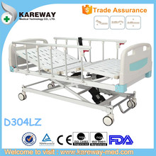 ISO hospital bed,mult functions hospital bed,patient examination bed