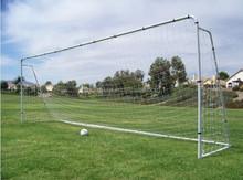 Outdoor Large Soccer Goals inflatable metal steel soccer target goals