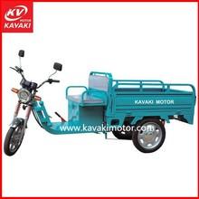 Three Wheels Electric Tricycle 2015 New Model Battery Rickshaw / 48V 650W Auto Rickshaw