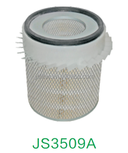 trucks air filter with fan 17801-1560 6072-2214-00