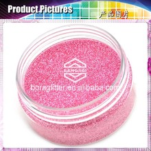 bright colorful glitter for Screen printing