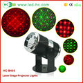 Programable luz láser proyector