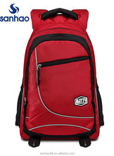 New design polyester school backpack