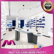 Top Class Professional Design Cell Phone Store Showcase